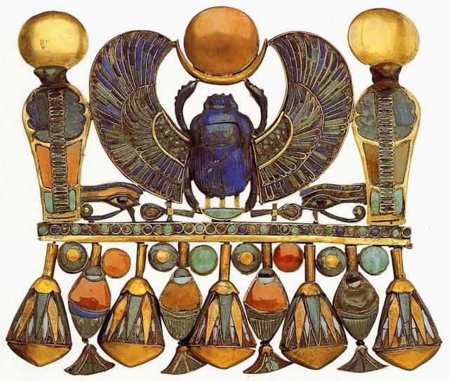 Декоративно прикладное искусство древнего египта доклад 2112