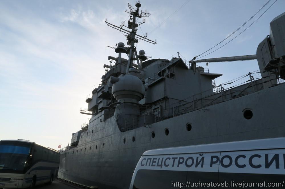 {Новороссийск - репортаж с новой военно-морской базы РФ}-44