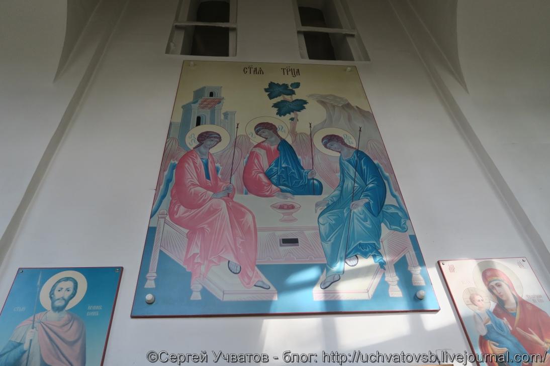 {Храм Успения Пресвятой Богородицы в Вешняках}-4