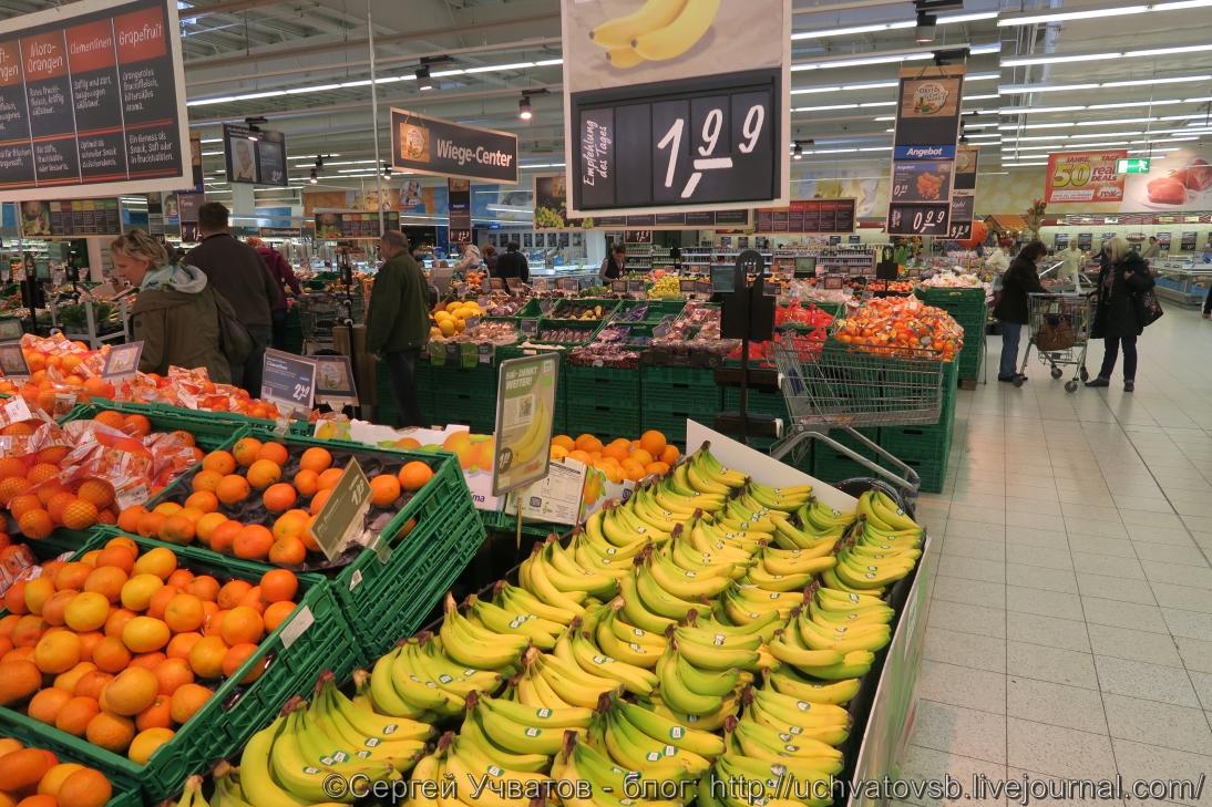 {Цены на продукты питания в Германии (Берлин)}-5