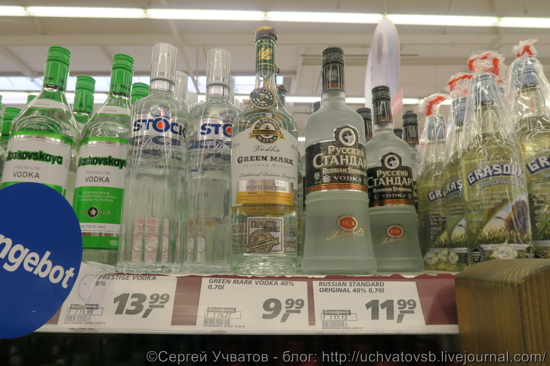 {Цены на продукты питания в Германии (Берлин)}-30