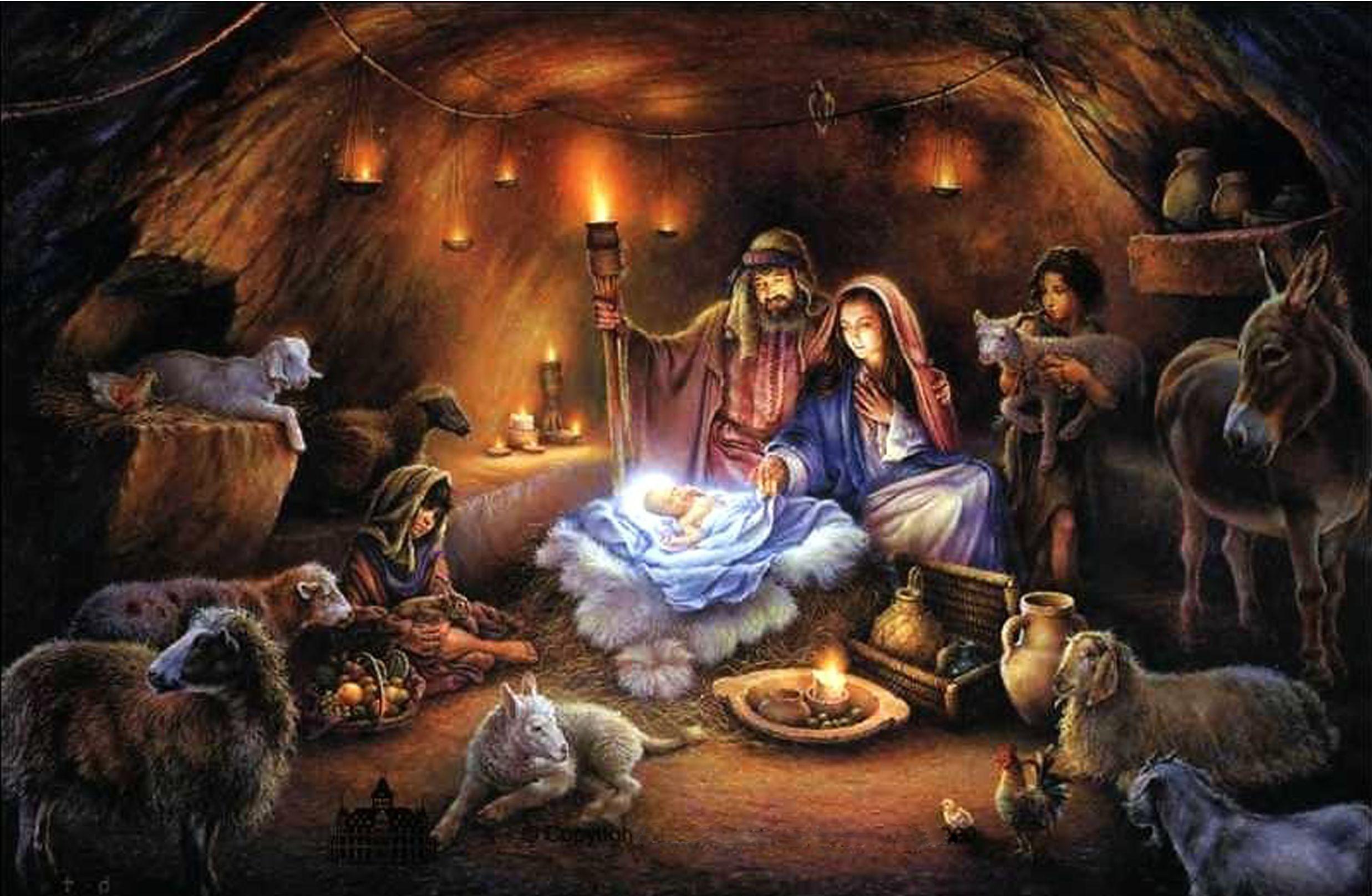 рождество христово картинки 2016