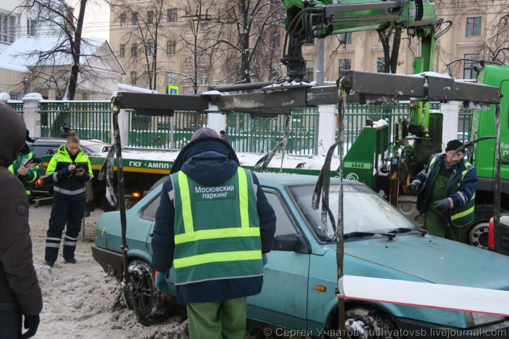 {как в Москве эвакуируют автомобили}-5