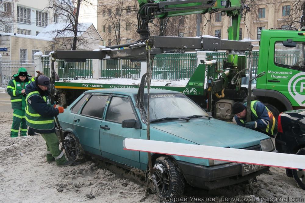 {как в Москве эвакуируют автомобили}-6