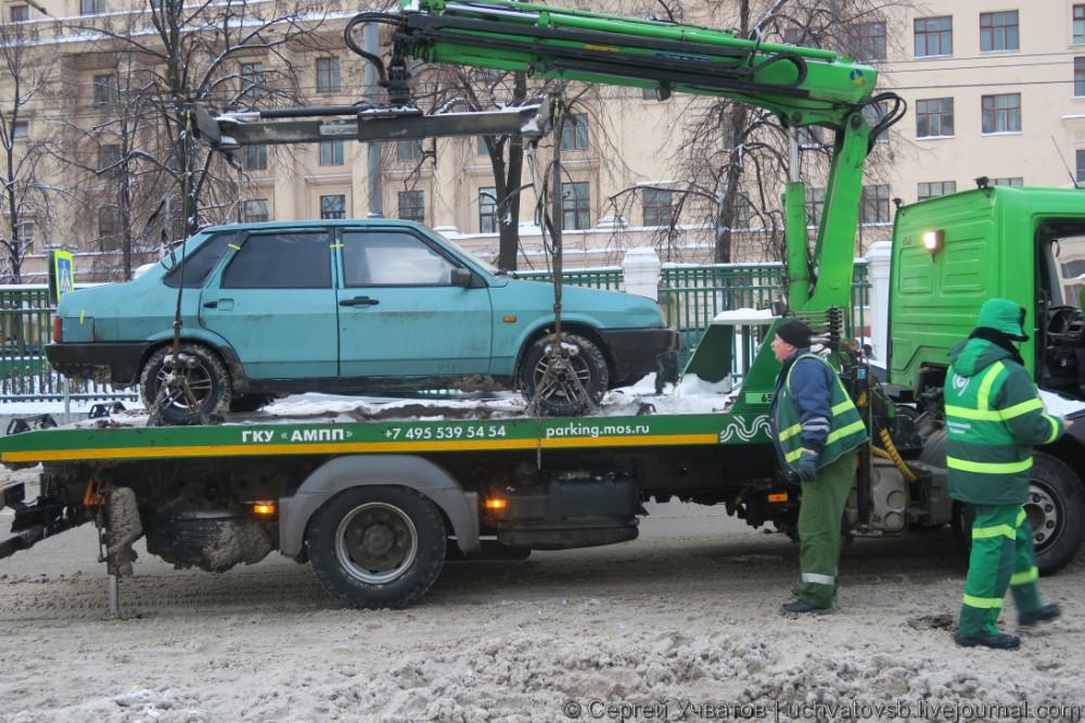 {как в Москве эвакуируют автомобили}-8