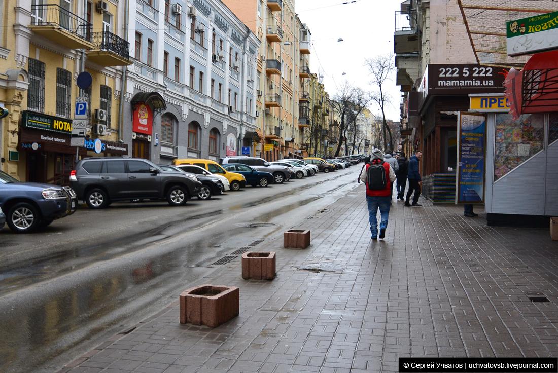 Чё там у хохлов? Майдан 3.0. Съездил в Украину и увидел своими глазами. Часть DSC_0517
