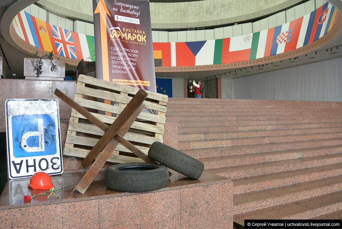 Чё там у хохлов? Майдан 3.0. Съездил в Украину и увидел своими глазами. Часть DSC_0513