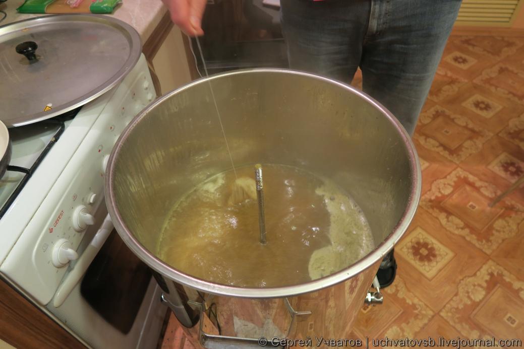 как сварить пиво в домашних условиях без оборудования - 10