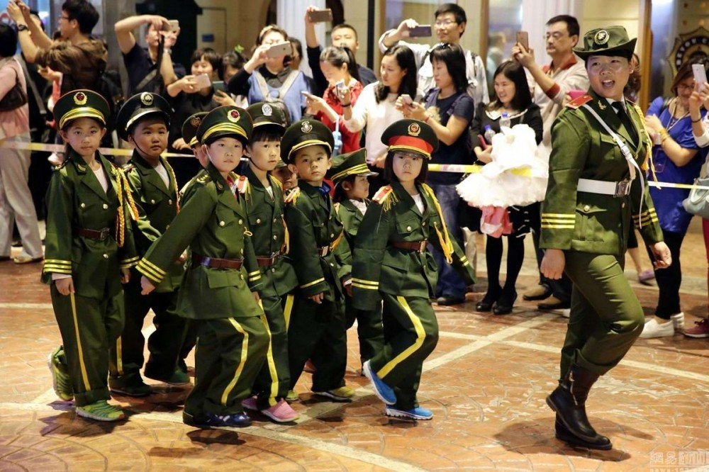 Китайское воспитание детей