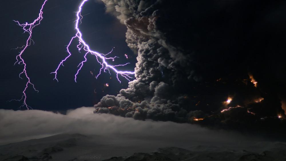 восходящяя молния
