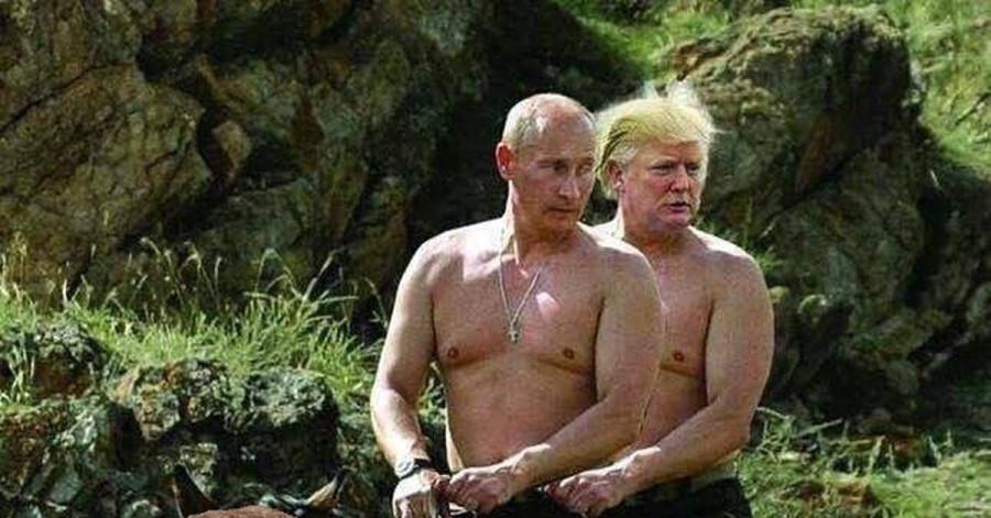 Не зря мы Трампа выбирали )