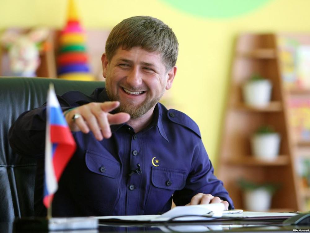 У Рамзана Кадырова хорошее чувство юмора