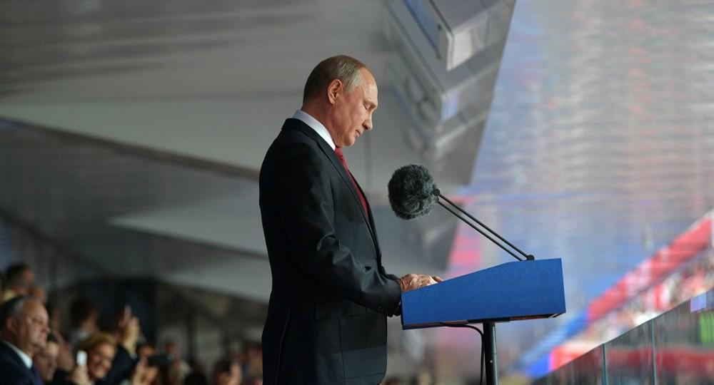 Путин и Церемония открытия ЧМ 2018: вышло не очень