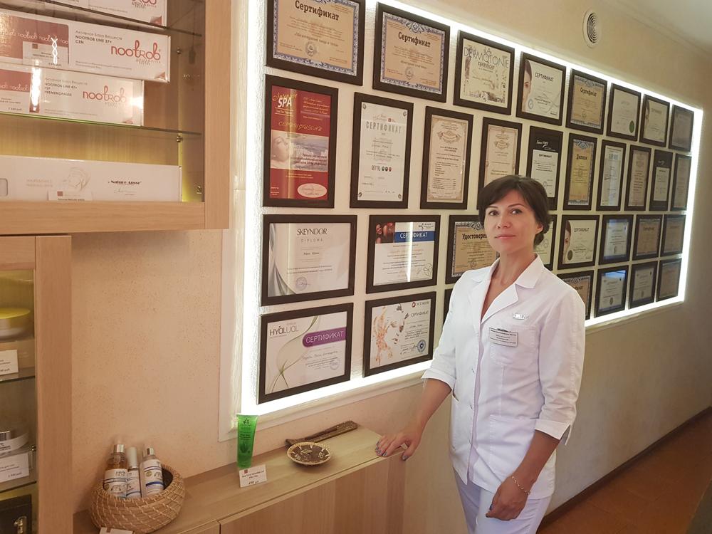 Мария Александровна Шутова Красногорск
