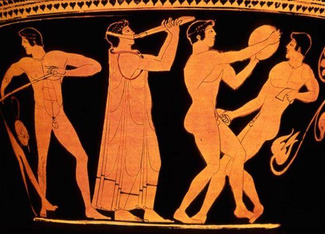 Старо древний секс