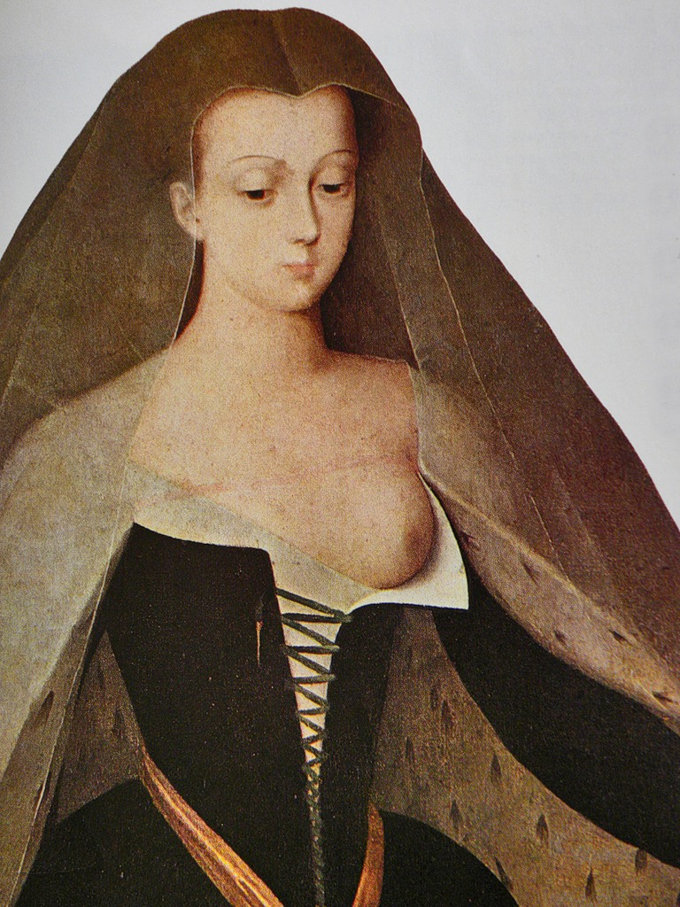 Жан Фуке – Агнесса Сорель