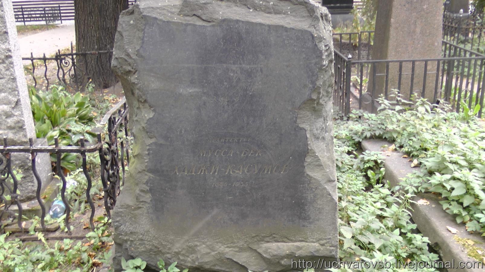 {Никольское кладбище в Санкт-Петербурге и Лавра}-13