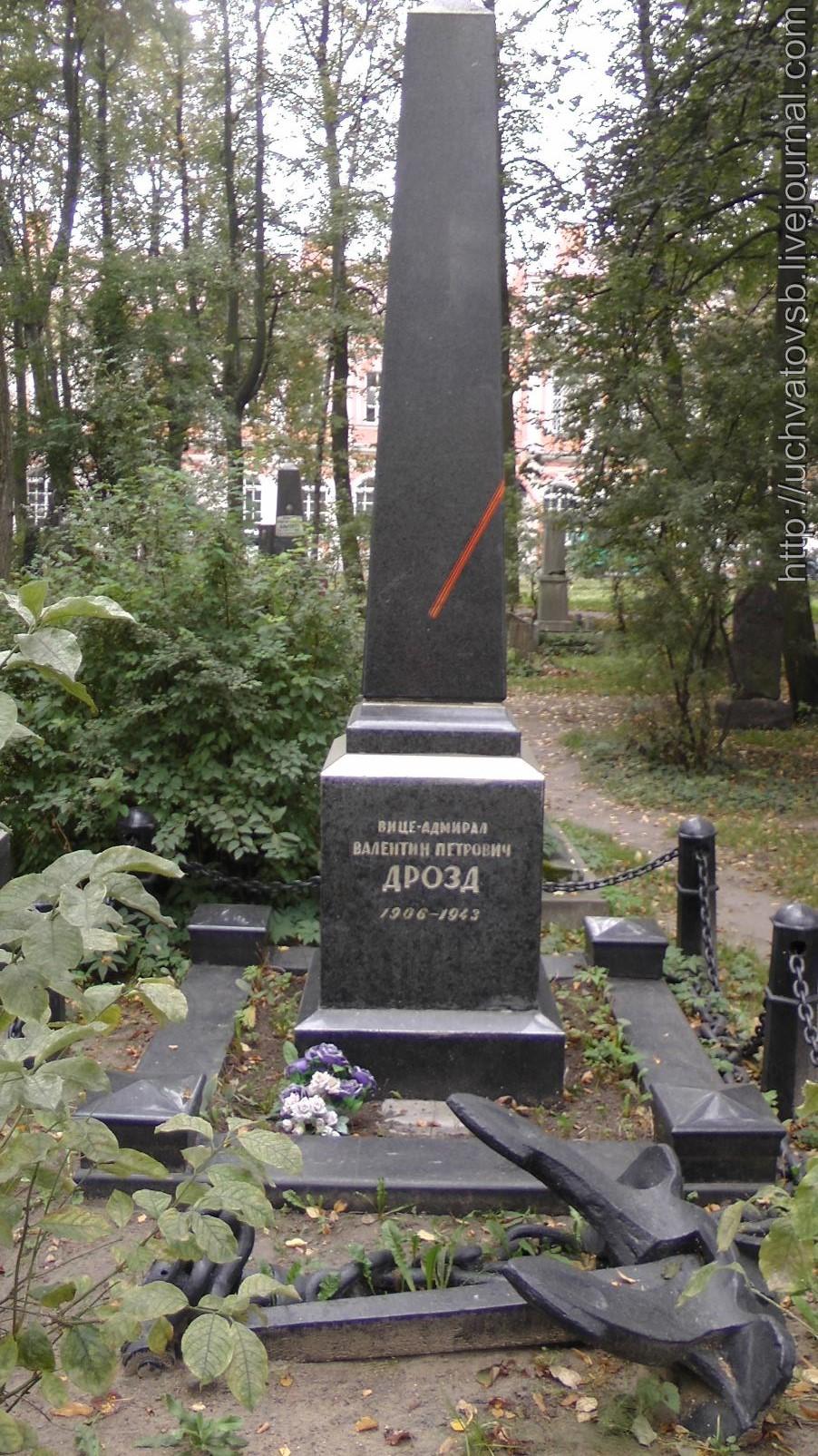 {Никольское кладбище в Санкт-Петербурге и Лавра}-24
