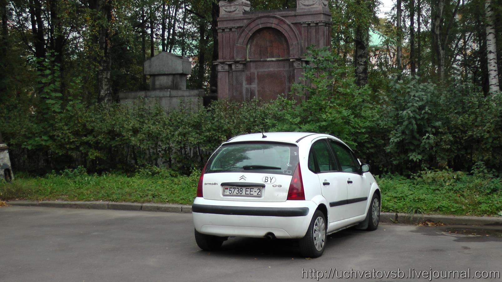 {Никольское кладбище в Санкт-Петербурге и Лавра}-29
