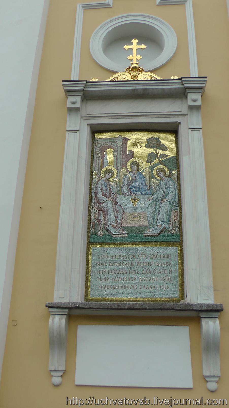 {Никольское кладбище в Санкт-Петербурге и Лавра}-33