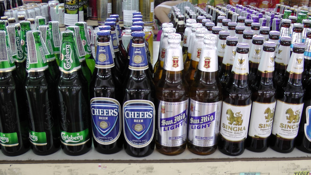 пиво cheers