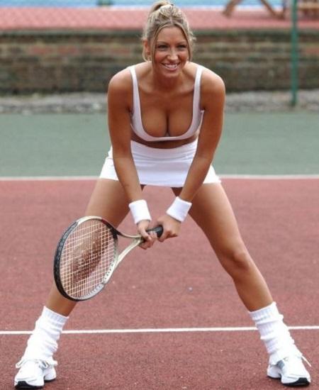 Женский теннис эротические фото фото 684-179