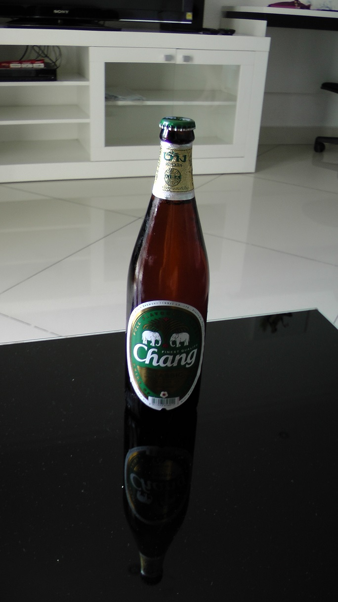 пиво chang