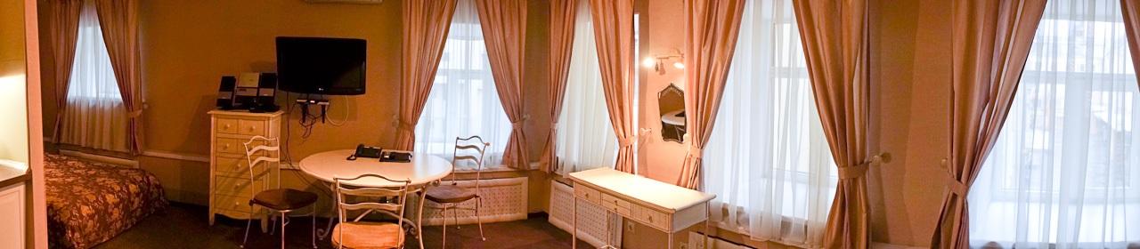 обзорная фото ажурного - мини гостиницы