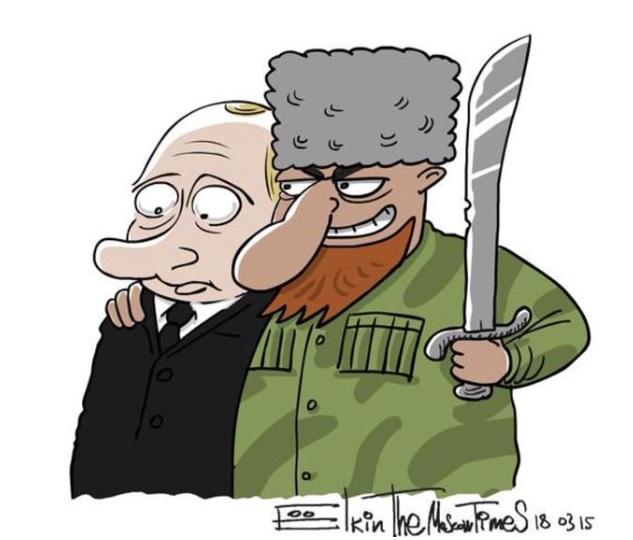 Елкин про Путина
