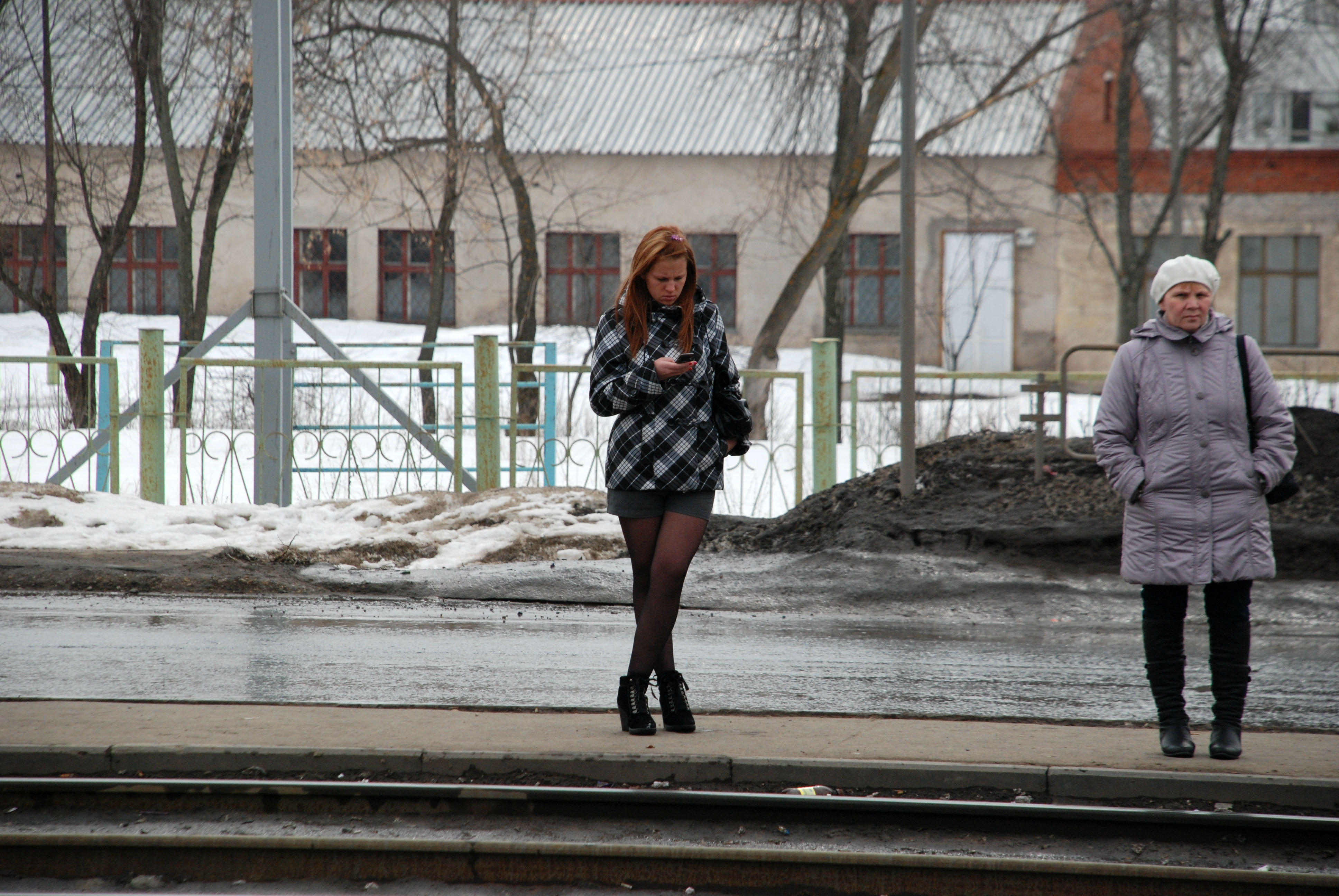Девушки фото дома смоленск