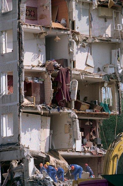 взрыв жилого дома в москве 9 сентября 1999