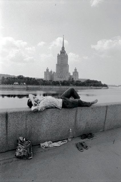 москва -река 1996