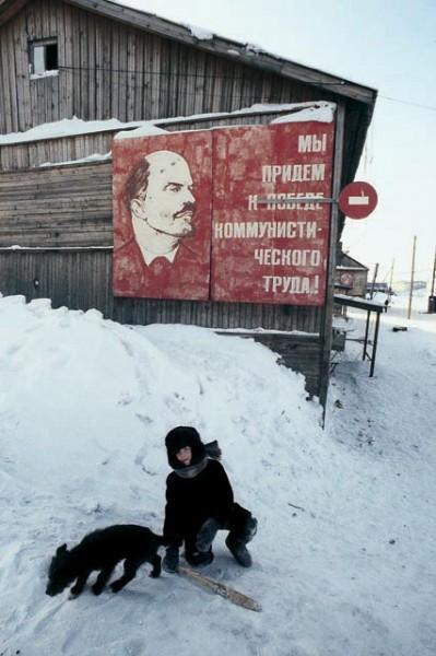 северная сибирь хатанга 1993