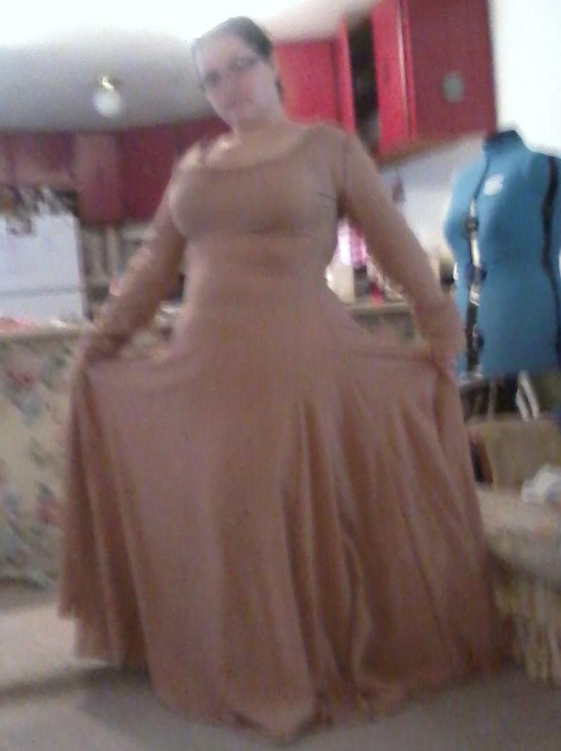 Cote Hardie Skirt