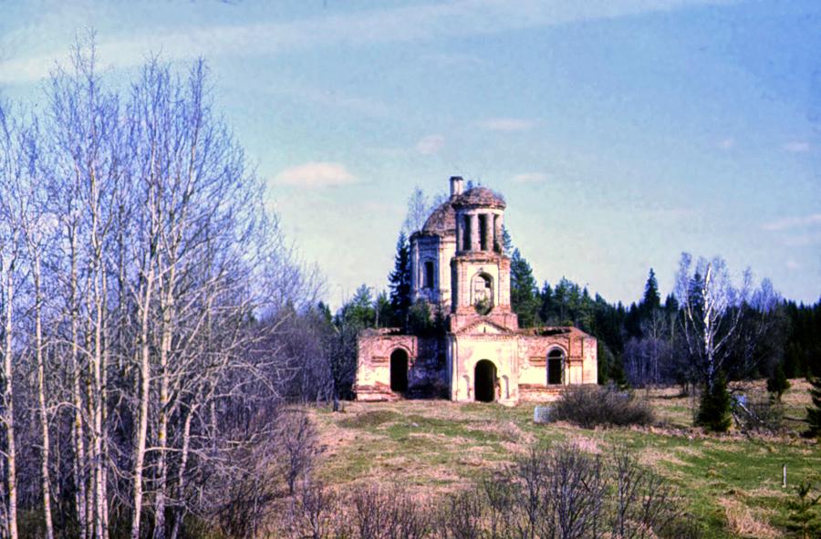 Горышин, 1984