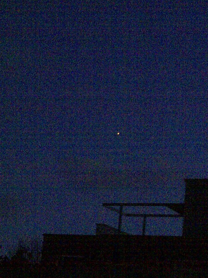 2 Almere-Stad 01-01-2013 Object UFO 2de Orginele Foto Black Berry