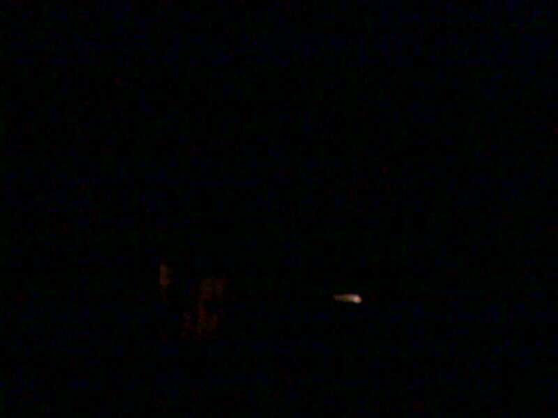 3 Almere-Stad 06-01-2013 Object UFO met gezicht Orginele Foto Nokia E71