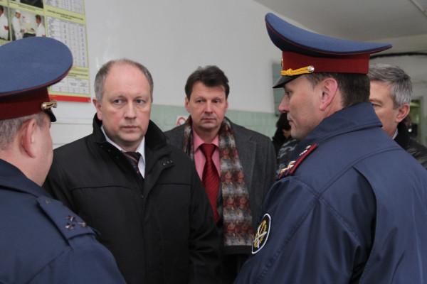 Визит Главного федерального инспектора в ИК-2 Вопросы к руководству УФСИН