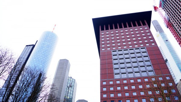 Main Tower снизу