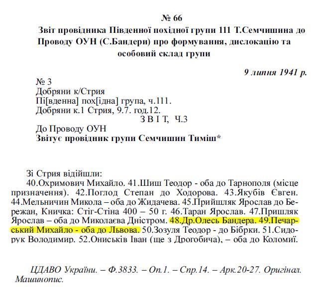 Отчет пох. группы Печарский