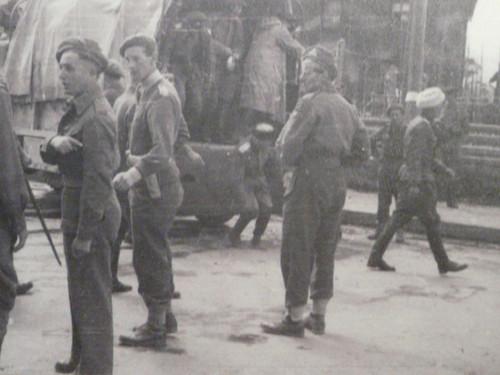 Выдача казаков 1945