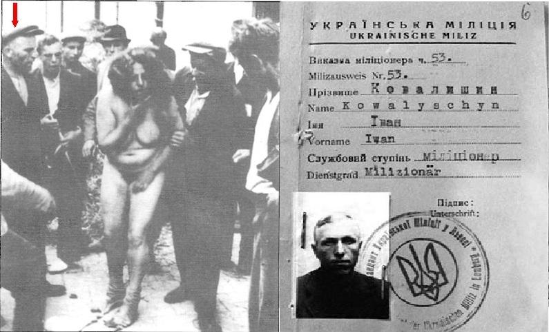 Издевательства фашистами над женщинами фото 39-704