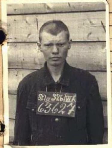 Балыгин А.В. в плену с 30.5.42