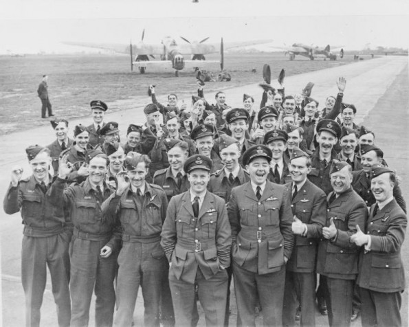 106-squadron RAF after-1000-raid