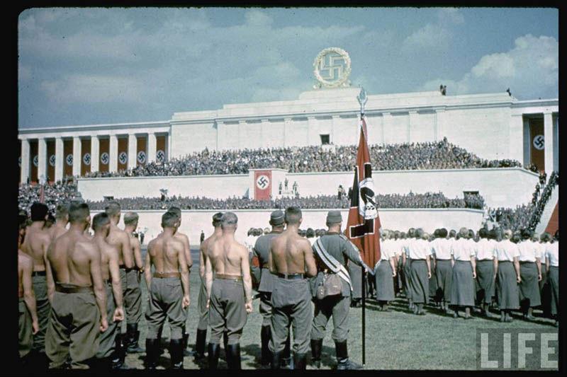 Нюрнберг до войны 1937