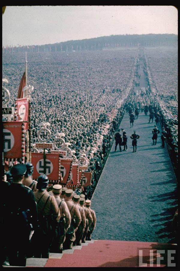 Нюрнберг поле 1938