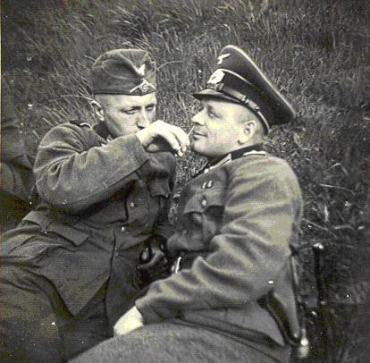 Нацисты гей порно