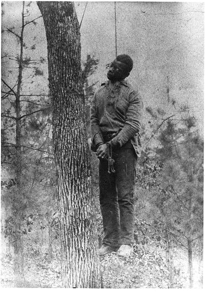 George Meadows was lynched at Pratt Mines (in Jefferson County) Alabama January 15 1889
