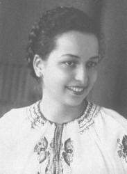 Kuty. Halina Chrzanowska 18 lat.