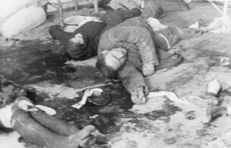 Мациев (ныне Луков, 30 км от Ковеля) 1944 3